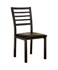 Maxson Dixon Industrial Dining Chair (Set of 2)