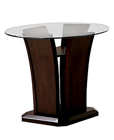 Lantler Contemporary End Table