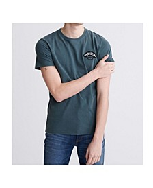 Men's Merch Store Patch T-shirt