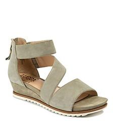 Fifi Treaded Wedge Sandals