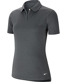 Women's Victory Dri-FIT Textured Golf Polo