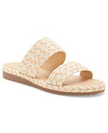 Women's Decime Woven Slide Sandals