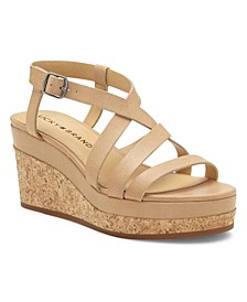 Women's Batikah Strappy Flatform Wedges