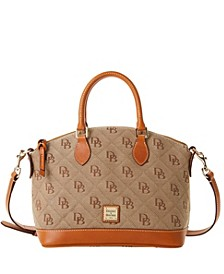 Dooney Bourke Darcy Satchel
