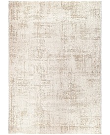 "Nirvana Zion Neutral 6'7"" x 9'6"" Area Rug"
