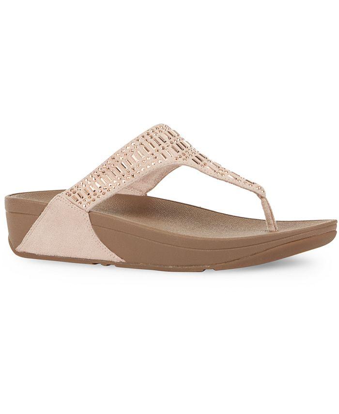 FitFlop - Incastone Toe-Thong Sandals