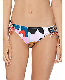 Juniors' Lucky Day Sweet Side-Tie Bikini Bottoms