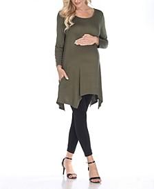 Maternity Kayla Tunic Top
