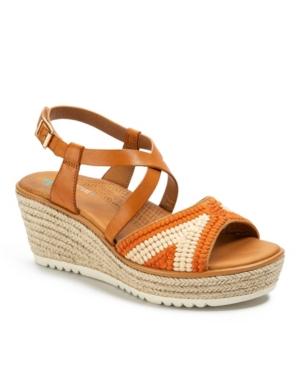 Ethel Posture Plus+ Platform Wedge Sandals Women's Shoes