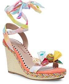 Izzi Wedge Sandals