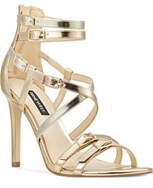 Imani Strappy Dress Sandals