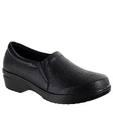 Easy Works Slip Resistant Tiffany Clogs
