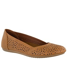 Brooklyn Women's Comfort Slip On Shoes