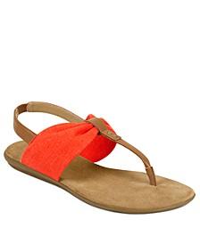 Cortland T Strap Sandal