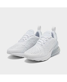 Unisex Air Max 270 Casual Sneakers from Finish Line