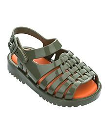 Toddler Girls Francxs Flat Sandal
