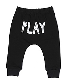 Baby Boys and Girls Organic Cotton Play Jogger