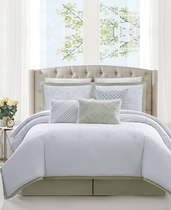 Charisma Belaire California King Comforter Set