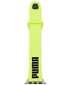 Apple Band Yellow Silicone 38/40 mm