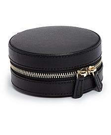 Round Zip Jewelry Case