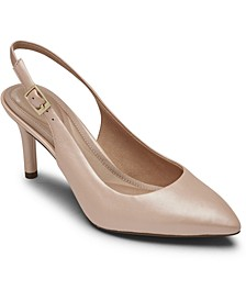 Women's Total Motion Slingback Pumps