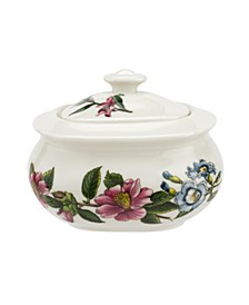 Stafford Blooms Covered Sugar Bowl