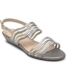 Women's Total Motion Zandra Mesh Strappy Sandals