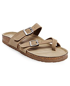 Bryceee Footbed Sandals