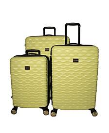 Maisy 3 Piece Hardside Luggage Set