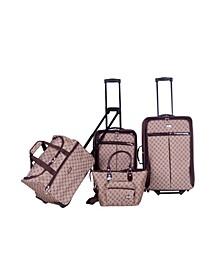 Signature 4 Piece Luggage Set