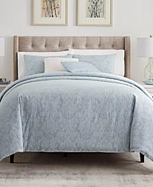 Reilly 5 Piece Comforter Set, Full/Queen