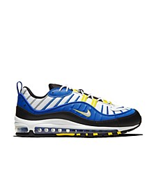 Men's Air Max 98 Casual Sneakers from Finish Line