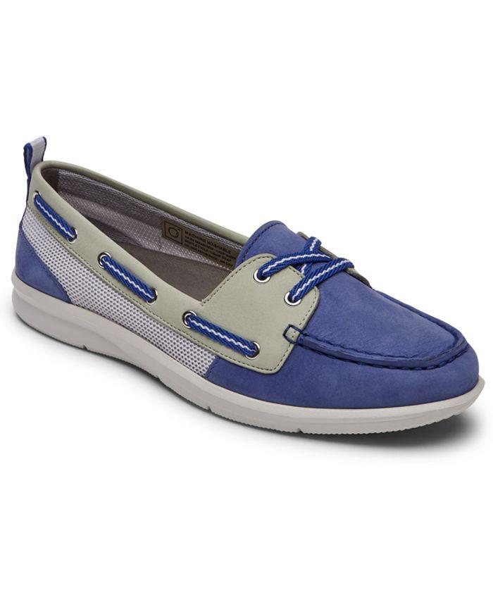 Rockport - Women's Ayva Washable Boat Shoes