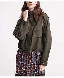 Women's Bora Cropped Jacket