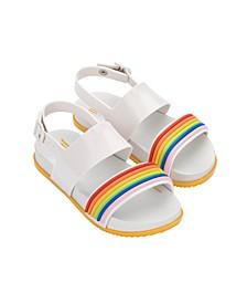 Melissa Mel Little Girls Cosmic II Sandal