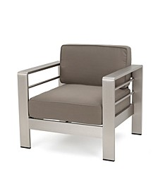 Salome Indoor Club Chair