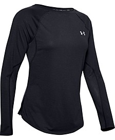 UA Streaker 2.0 Long-Sleeve Running Shirt
