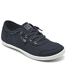 Women's Bobs B Cute - Lace Casual Sneakers from Finish Line