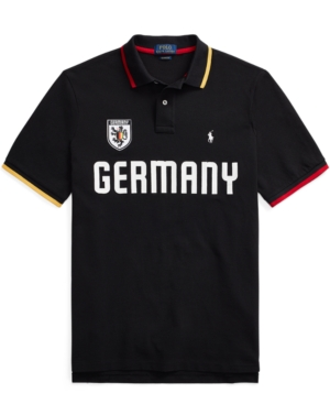 Polo Ralph Lauren MEN'S CLASSIC-FIT GERMANY POLO