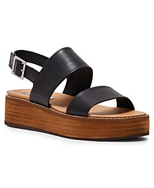 Women's Teenie Flatform Wedge Sandals