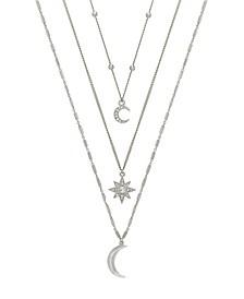 Night Sky Women's Necklace Set