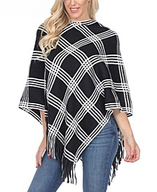 Women's Dakota Poncho