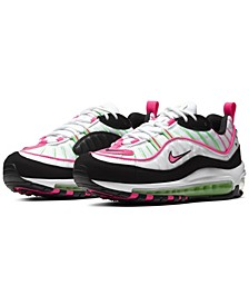 Women's Air Max 98 SE Casual Sneakers from Finish Line