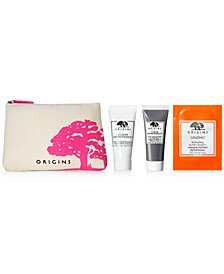 Receive a Free 4-PC Skincare Gift with any $75 Origins purchase!
