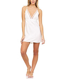 Flora Nikrooz Collection Genevive Lace Chemise Nightgown