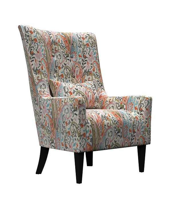 Handy Living Orilla Shelter High Back Wing Chair