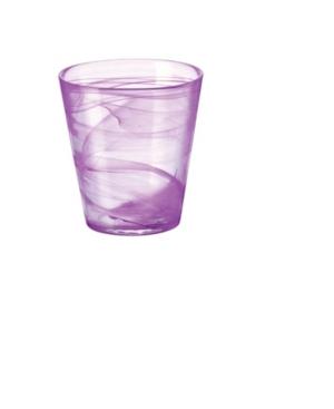 Bormioli Rocco Capri Purple 12.5 oz. Set of 6 Glasses