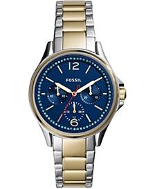 Women's Sade Two-Tone Stainless Steel Bracelet Watch 38mm