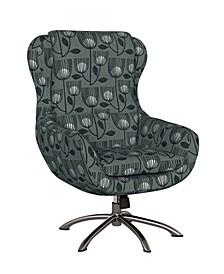 Entasi Modern Swivel Rocking Chair