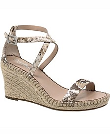 Nola Espadrille Wedge Sandals